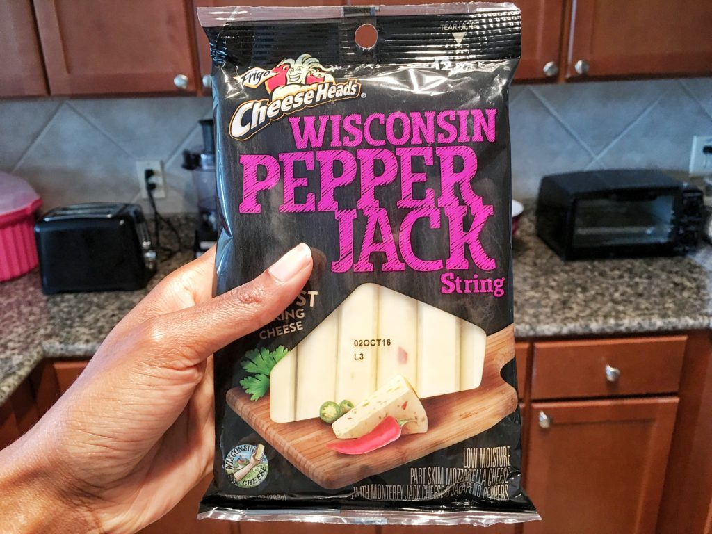 Wisconsin Pepper Jack String Cheese
