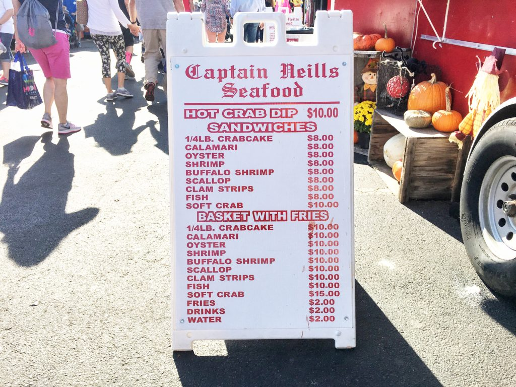 Captain Neil's Seafood